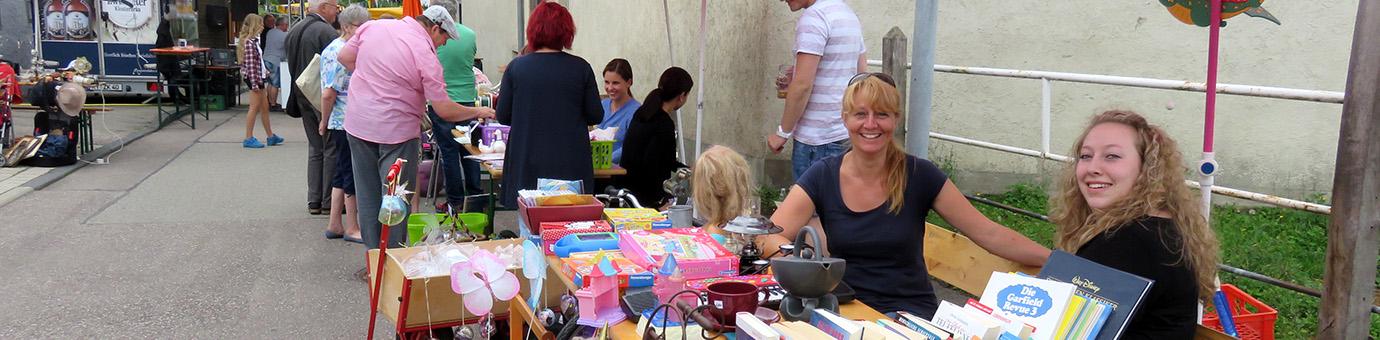 Narrenzunft Sommerfest mit Flohmarkt